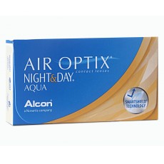 Air Optix Night & Day Aqua 3er Box