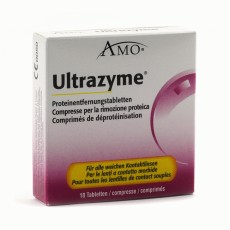 Ultrazyme Inhalt 10 Tabletten